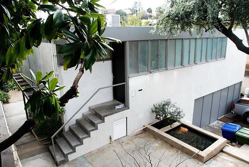 Austrian House, Raphael Soriano, Architect 1937; Chris Salay, Remodel 2006 by Michael Locke