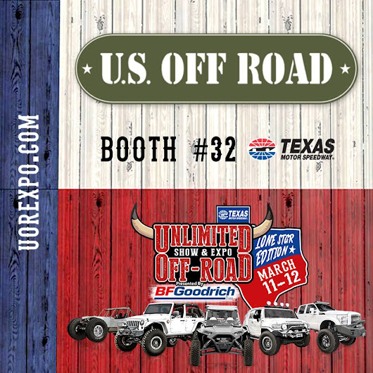 UNLIMITED OFF ROAD EXPO