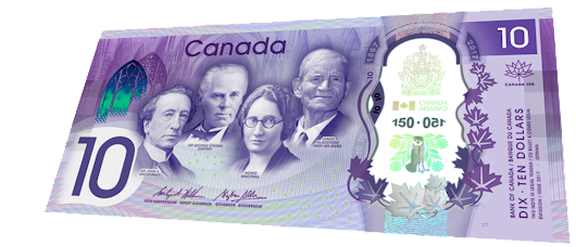 Explore the New $10 Note