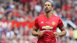 Rio Ferdinand Set To Launch Pro Boxing Career