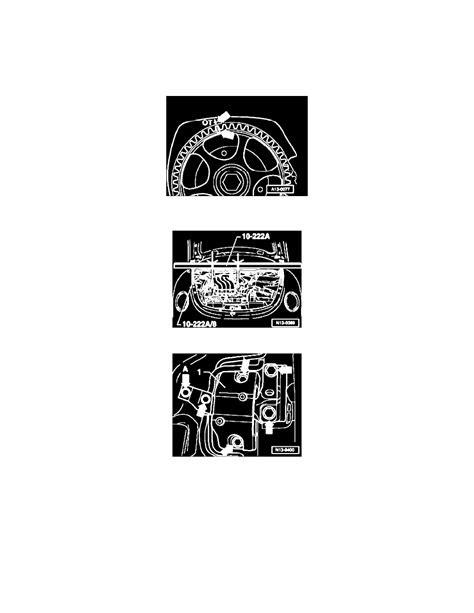 Volkswagen Workshop Manuals > New Beetle L4-2.0L (BEV