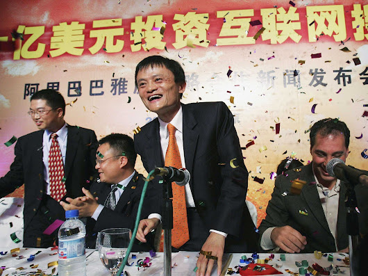 The Inspiring Life Story Of Alibaba Founder Jack Ma, Now The Richest Man In China