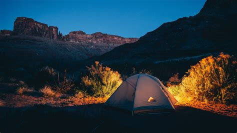 full hd wallpaper tent arizona desert canyon desktop
