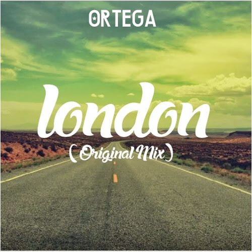 London - (Original D by Ortega