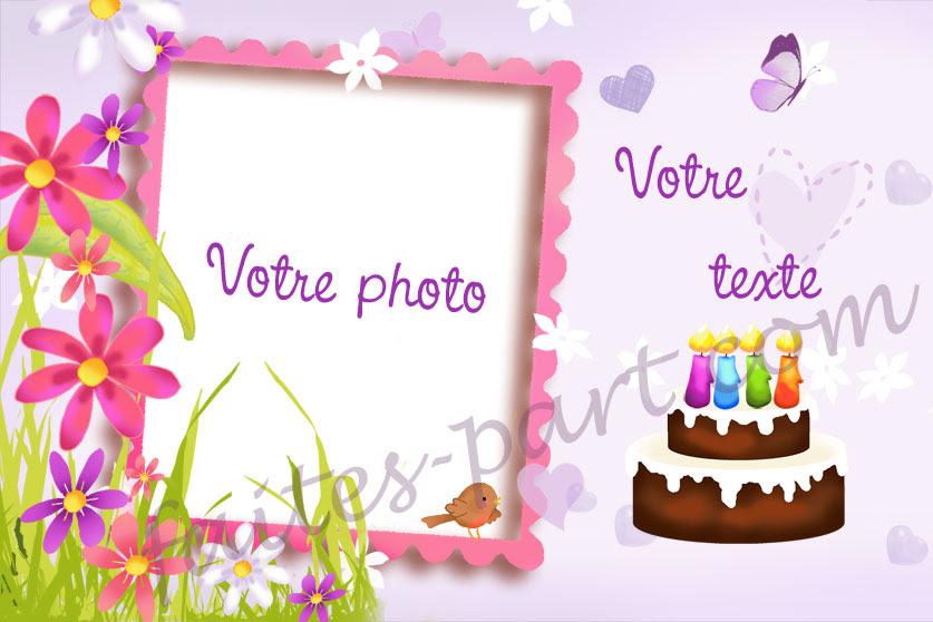 Carte D Invitation D Anniversaire Pour Adulte Nanaryuliaortega Blog
