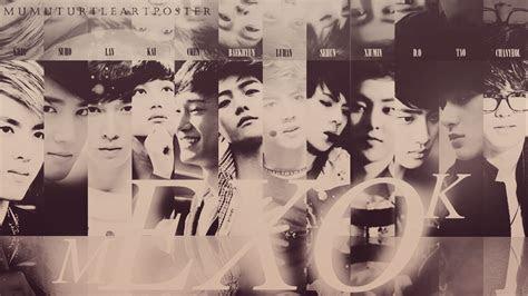 exo desktop wallpaper wallpapersafari