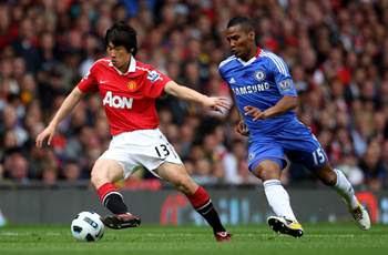Mencetak Gol Kemenangan Melawan Chelsea pada Perempat-Final Liga Champions 2010/11