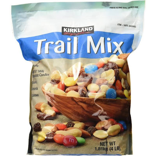 Kirkland Signature Trail Mix - 4 lb bag