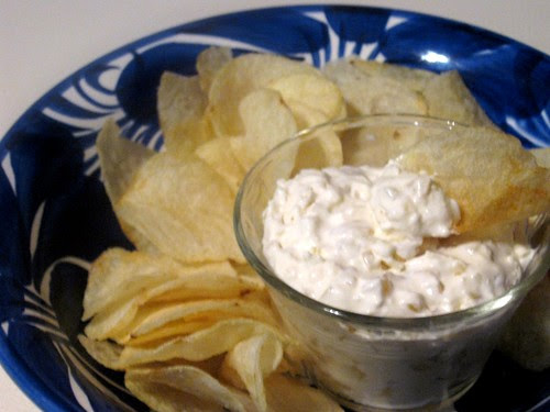 Homemade Onion Dip 1