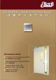 UNI-DOOR Fire-Rated Timber Door System