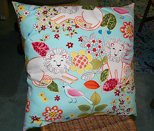 Playroom Pillow