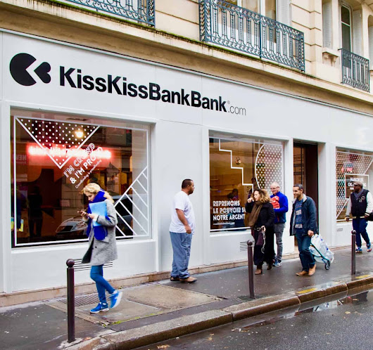 KissKissBankBank Gives Crowdfunding its First Bricks & Mortar Home in the Heart of Paris - Crowdfund Insider