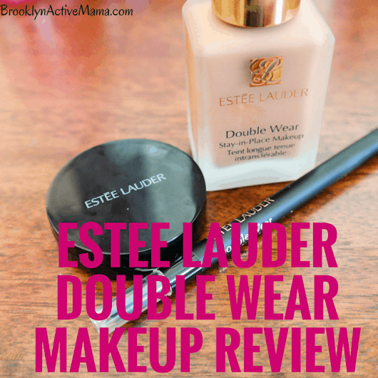 My All Day Test of Estee Lauder's New Double Wear Makeup - Brooklyn Active Mama