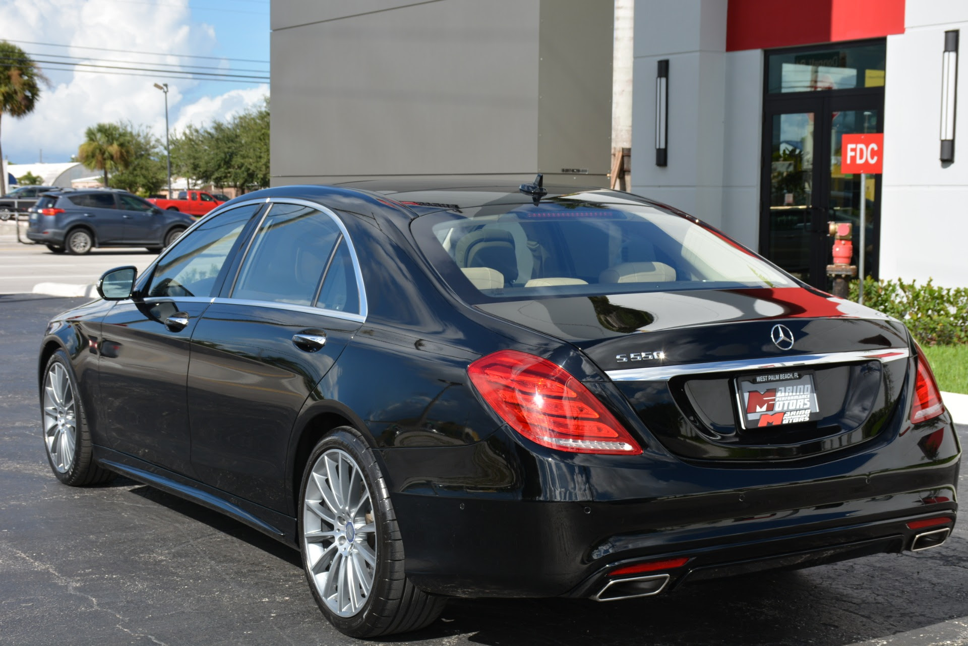 Used 2016 Mercedes-Benz S-Class S 550 For Sale ($74,900 ...
