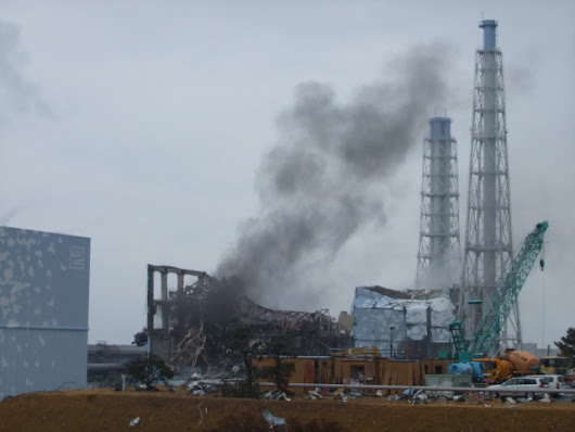 Fukushima government objects against building sacrophagus on Fukushima plant - Fukushima Diary