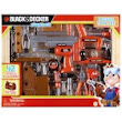 Black and Decker Deluxe Tool Set with Toolbox | TXRUS