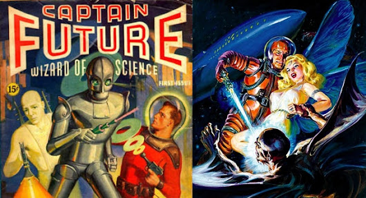 A Brief History of Space Opera