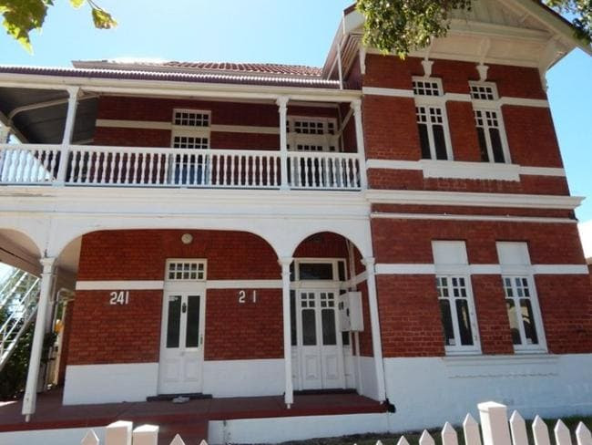 Perth. 16-room Federation, two-storey home. > Sold: January 2015. $2.25m