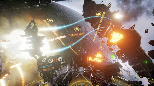 Account Signup - EVE: Valkyrie