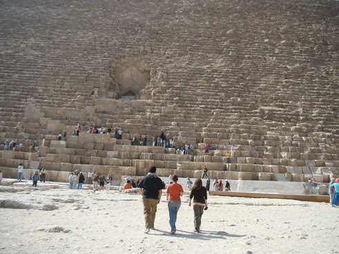 khufus pyramid complex ii