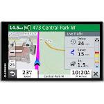 "Garmin DriveSmart 65 Traffic GPS Navigator - 6.95"" - widescreen Display - North America"