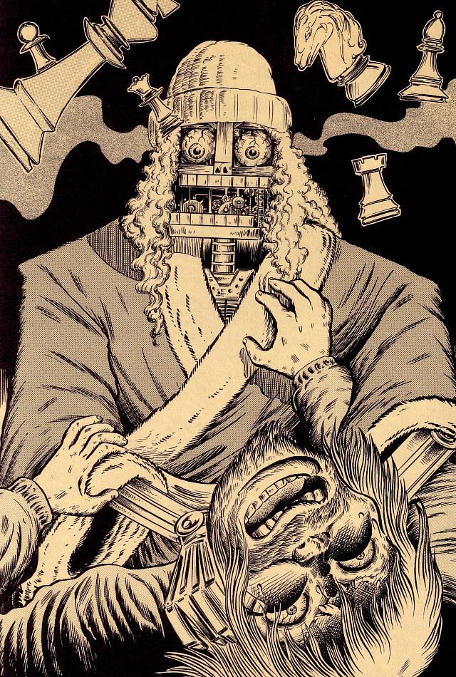 Tatsuya Morino - Moxon's Master - Ambrose Bierce, 1919