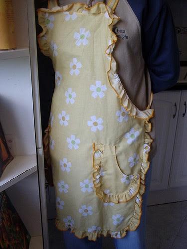 Beatriz's apron