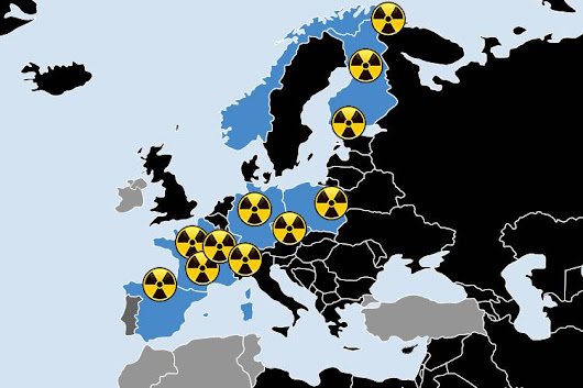 Dangerous radioactive particles spotted across Europe and no-one knows where they came from