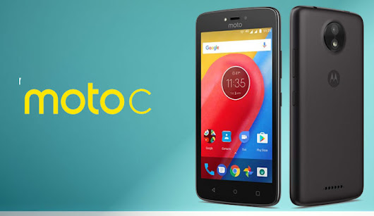 Moto C Specifications | EviewsReviews