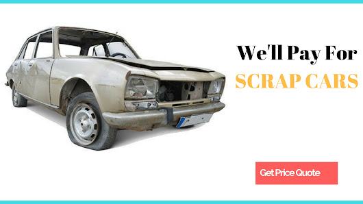 Have A Look At The 5 Easy Steps To Scrap Cars in Worthing