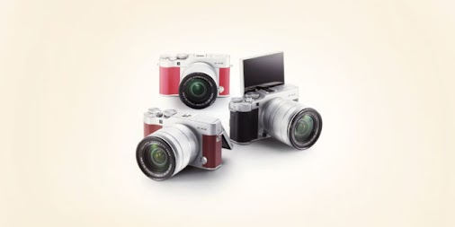 Fujifilm's latest mirrorless camera splits the difference between a DSLR and a smartphone. The post ...