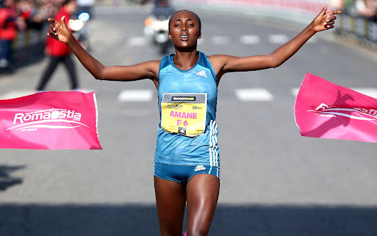 Amane Beriso to Challenge Scotiabank Toronto Waterfront Marathon Record | Athletics Illustrated