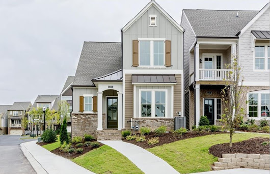 Live In Village Of Belmont By David Weekley Homes - At Home In Smyrna