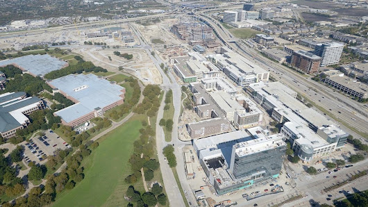 Developer behind Toyota's Plano campus to build out more of Legacy Business Park