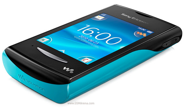 Sony Ericsson Yendo TouchScreen MobilePhone 2 MP Images/Pictures
