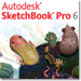 SketchBook Pro painting and drawing software for the Mac