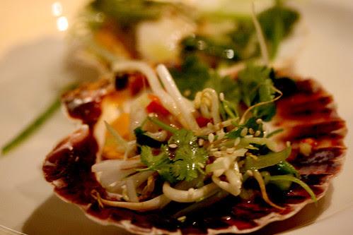 Thai scallop