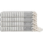 Zipper Turkish Hand / Kitchen Towel Bundle