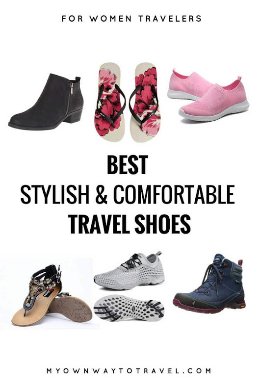 Best Travel Shoes for Women (Stylish & Comfortable)
