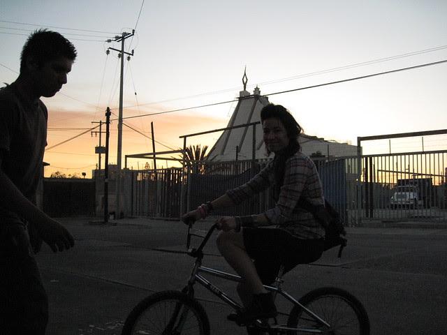 Tijuana bike machine