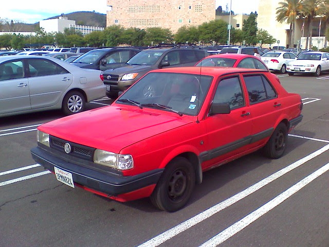VW FOX GL at CPP1