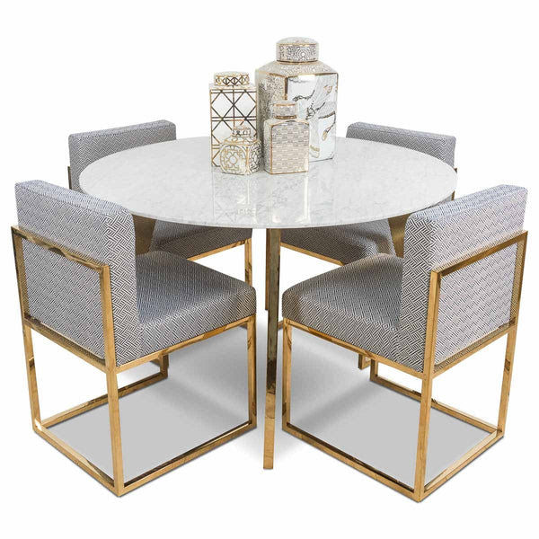 Kensington Round Dining Table - ModShop