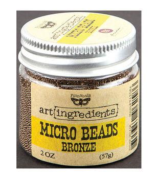 Bronze -art Micro Beads
