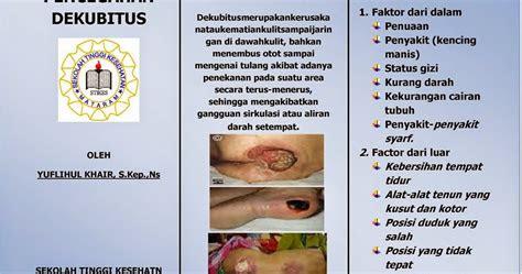 leaflet pencegahan dekubitus ebooks yuflihul khair