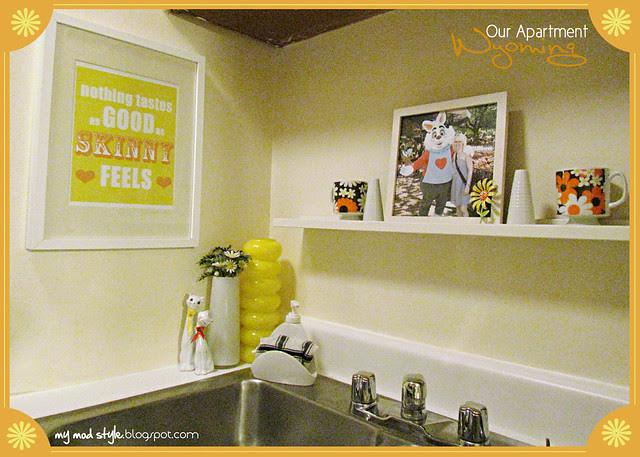 Wyoming Apartment kitchen1 5x7