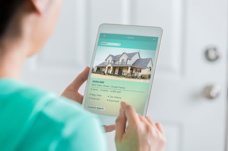 Tech's Bigger Role in House Hunting: What Agents Rely On