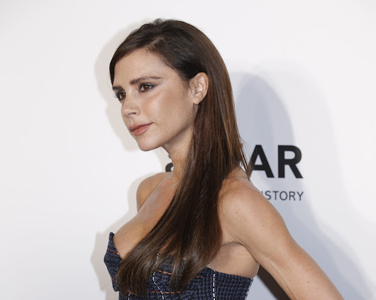 Opinion | Critics of uber-thin model in Victoria Beckham ad are stuck in the '90s