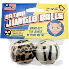 Petsport USA Catnip Jungle Balls - 2 balls