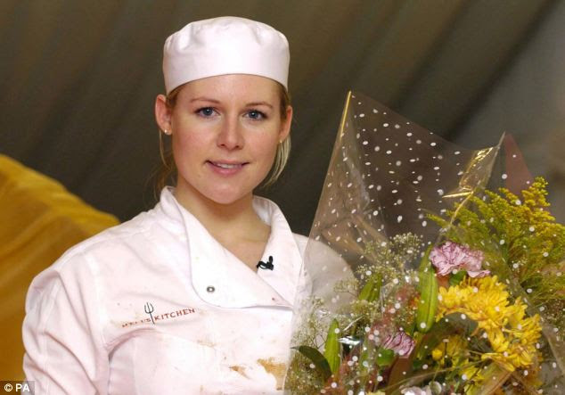 Abi went on to appear in ITV reality show Hell's Kitchen. She was the second celebrity to be evicted at Gordon Ramsay's temporary restaurant in Brick Lane, east London, in June 2004