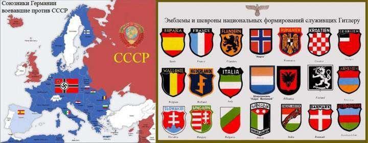 Кого Россия победила в Великой Отечественной войне